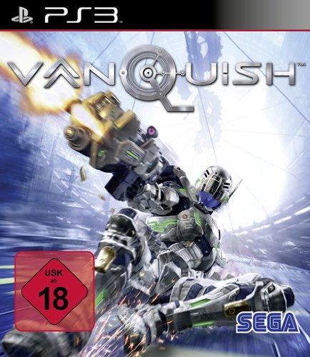 Vanquish (uncut) - mit 3D-Cover
