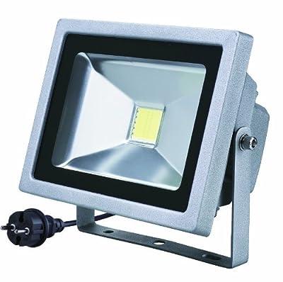 Rowi Aluminium-Arbeitsleuchte mit 20 W Chip-LED und 5 m Kabel 1200210042 von Rowi - Lampenhans.de