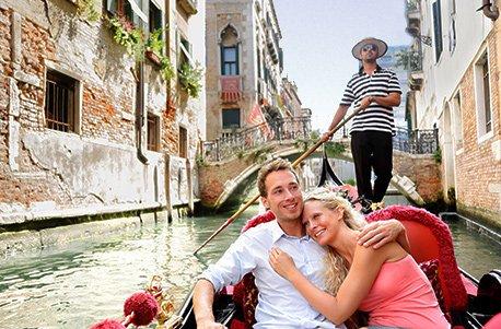 Jochen Schweizer Geschenkgutschein: Romantische Tage bei Venedig für 2