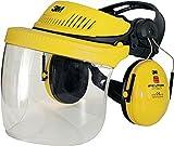 Gesichts-/Gehörschutz Kombination G5V5F1H51 gelb SNR 26dB PELTOR EN352-1/3