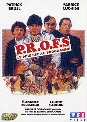 P.R.O.F.S [Edizione: Francia]