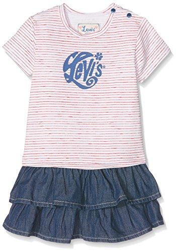 a46dc70bbfaf8 Mois Robe Dress Red 37 Fille Rot Bébé 12 mars Levis Kids Violet tqwtgP