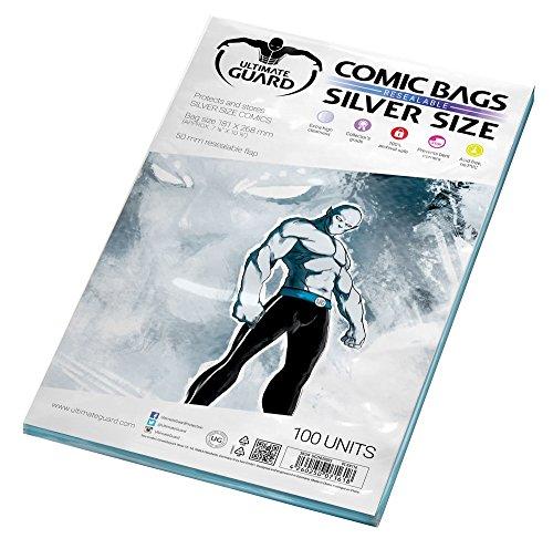 ultimate-guard-ultimate-guard-pochettes-comics-refermables-silver-size-100
