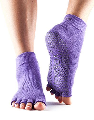 ToeSox – Socken Flip Flop A 5 Finger S Light purple