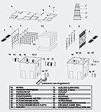 Ersatzteile – Komplettset Filterschwämme Bio-Teichfil...