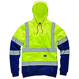 Army And Workwear Herren Arbeitshemd Yellow/Navy M
