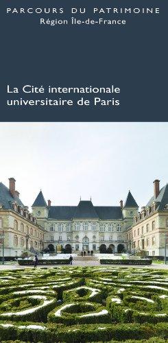 La cité universitaire-parcours du patimoine région idf