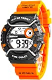 Große Digitale XONIX Armbanduhr Herren WR100m viele Funktionen, 9WND62/1