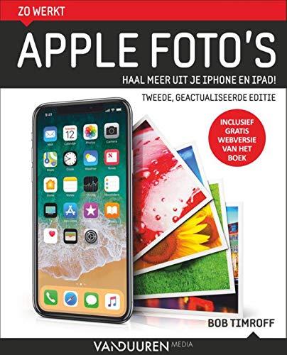Zo werkt Apple Foto's