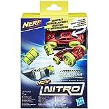 Hasbro E1270 - Nerf Nitro Soft Racer Sparksmash