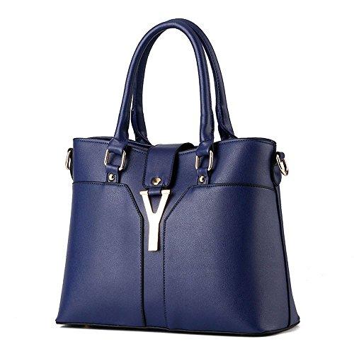 koson-man-damen-sling-vintage-tote-taschen-top-griff-handtasche-dunkelblau-blau-kmukhb358