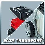 Einhell Elektro Leisehäcksler GC-RS 2845 CB (2300 Watt, max. 45 mm Aststärke, inkl. 60 l Fangbox) Vergleich