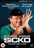 Sicko [DVD] [2007]