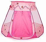 Tukistore Baby Kinder Ozean Ballpool Bällebad, Tukistore Outdoor Wasserdichte Portable Faltbare Spielzelt Bällebad Zelt für 1-8 Jahre alte Kinder zu Hause und Outdoor (ohne Bälle)