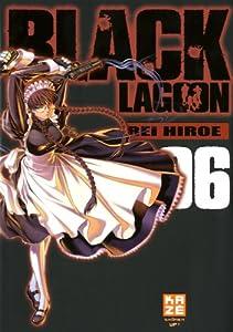 Black Lagoon Nouvelle édition Tome 6