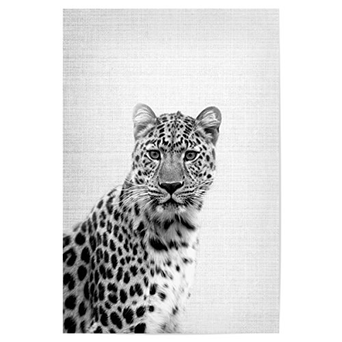 artboxONE Poster 150x100 cm Natur Leopard Print - Bild Leopard Print Animal Prints Safari Animal Prints Nursery Decor -
