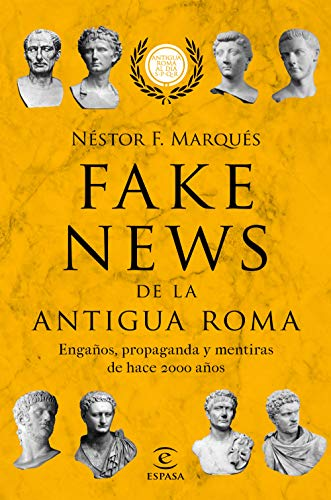 Resultado de imagen de fake news de la antigua roma