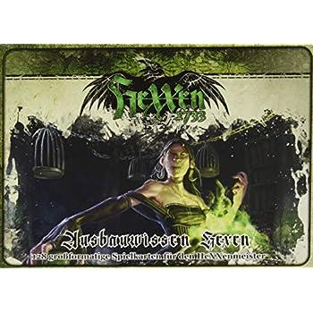 HeXXen 1733: Spielkartenset #5 Ausbauwissen Hexen