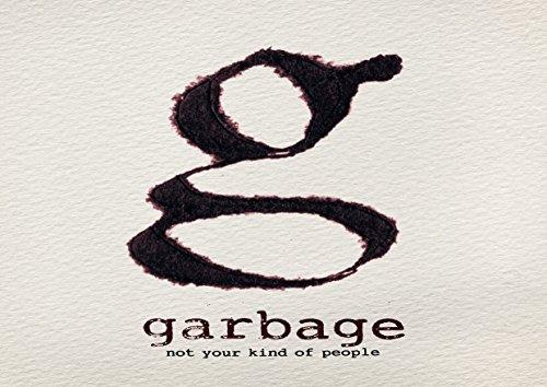Garbage, 6 Shirley Manson Duke Erikson Steve Marker Butch Vig Toller Rock-Album Cover, Musik Metall, Band, Best Bilderrahmen, für A4-Poster Kunstdruck