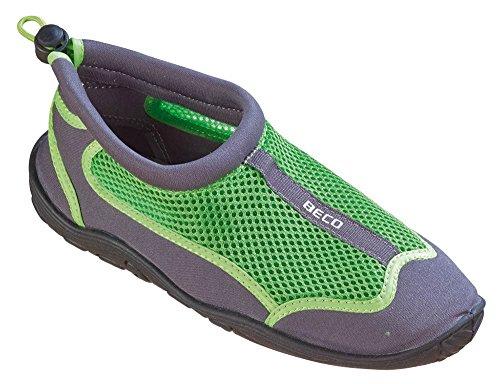 Beco, Chaussures De Plongée Femme Gris Gris 36 Vert Clair