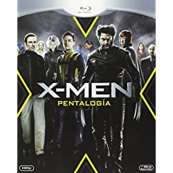 X-Men - Ultimate Collection (5 Titulos) [Blu-ray]