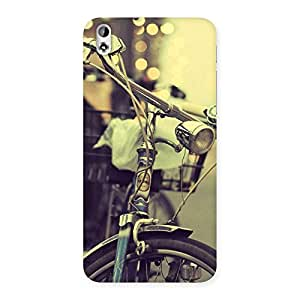 Special Bycycle Vintage Back Case Cover for HTC Desire 816