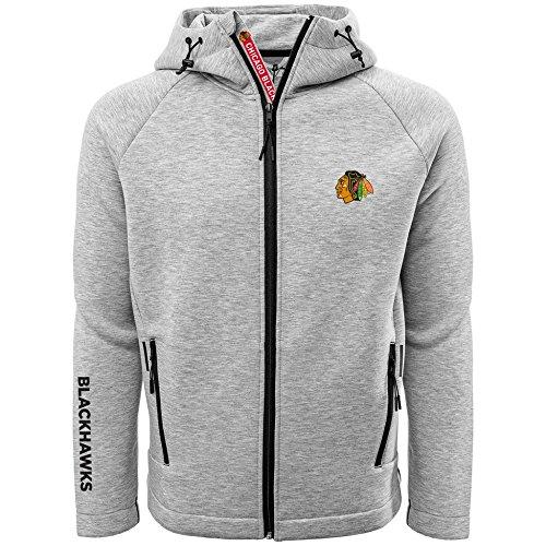Chicago Blackhawks (Levelwear NHL CHICAGO BLACKHAWKS Titan Hood Jacke, Größe :S)
