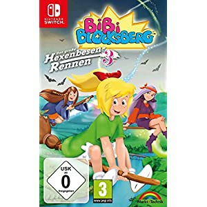 Bibi Blocksberg – Das große Hexenbesen Rennen 3 – Nintendo Switch