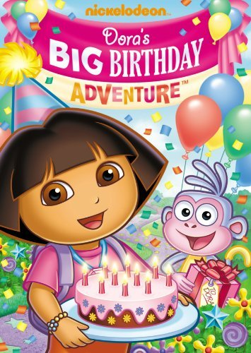 Dora's Big Birthday Adventure by Fatima Ptacek (Big Dora)