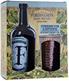 Ferdinand's Gin & Coppermug (1 x Ferdinand's Saar Dry Gin 0,5L + 1 x Kupferbecher)