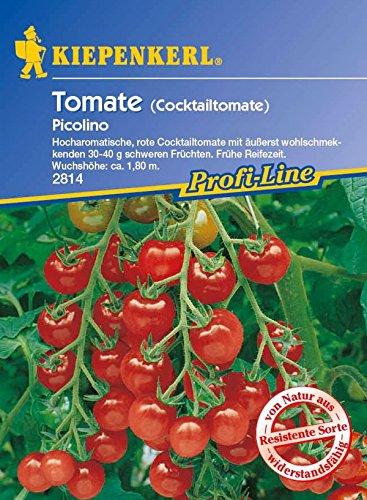Kiepenkerl, Tomate Cocktail Picolino - Die Gegen Tomaten-samen, Krankheiten Resistent