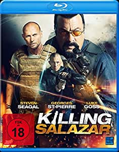 Killing Salazar [Blu-ray]