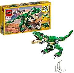 Idea Regalo - LEGO Creator - Dinosauro, 31058