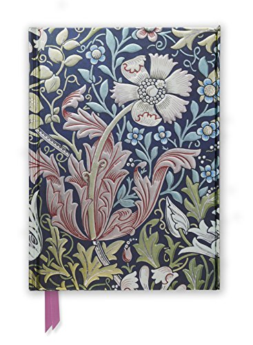 William Morris: Compton (Foiled Journal) (Flame Tree Notebooks)