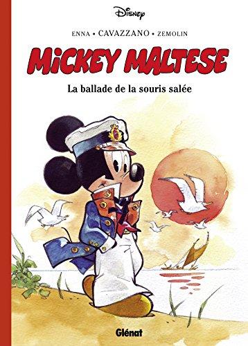 Mickey Maltese : la ballade de la souris salée