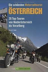 Die schönsten Motorradtouren Österreich: 20 Top-Touren von Niederösterreich bis Vorarlberg