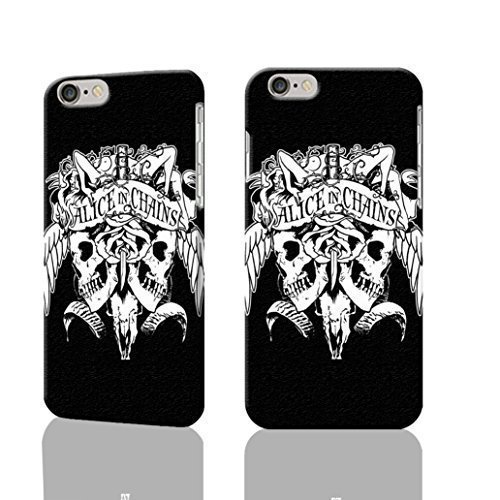 Alice In Chains Photo Hard 3D Rough Case , Fashion Image Case Diy, Personalized Custom Durable 3d Case For iPhone 6 - 4.7 inches