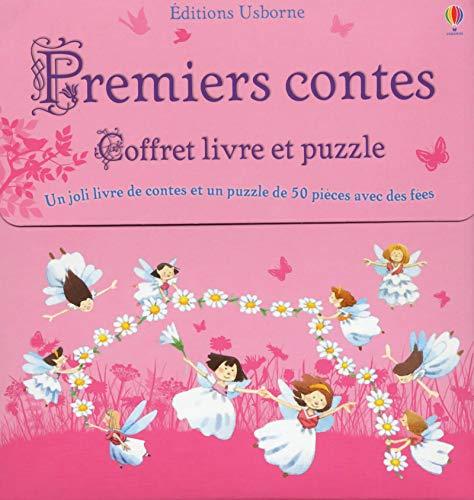 Coffret premiers contes livre et puzzle