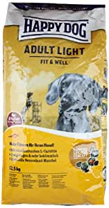 Croquettes Happy Dog Supreme Fit & Well Adult Light Sac 12,5 kg