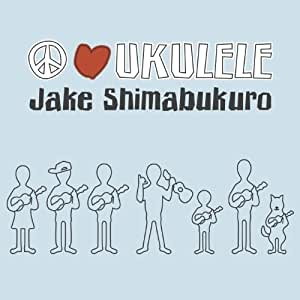 Peace Love Ukulele
