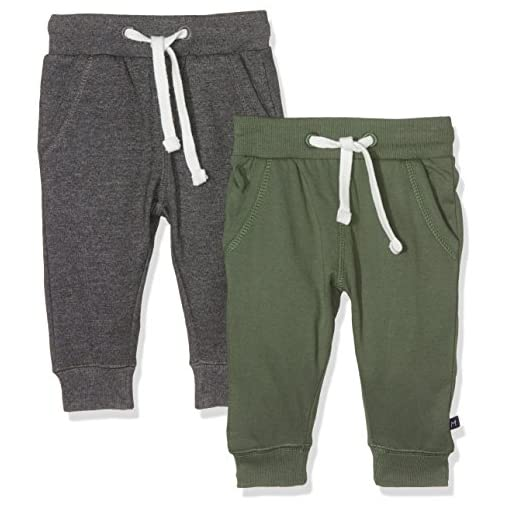 Magic-Kids-4130-Plain-Trousers-Pack-of-2