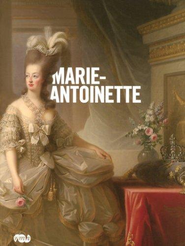 Marie-Antoinette par Xavier Salmon