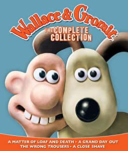 Wallace & Gromit: Complete Collection [Blu-ray]