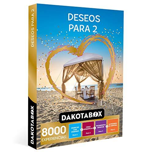 Dakotabox Deseos pour 2 boîtes Cadeaux, Unisexe Adulte, Standard