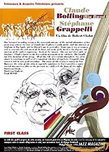 Stephane Grappelli & Claude Bolling : First Class