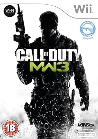 Call of Duty: Modern Warfare 3 (Nintendo WII) [Import UK]