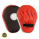 Hoshin andpratzen Taekwondo vorgekrümmt Pratzen Trainerpratzen Kamfsport Boxen Pads (Paar)