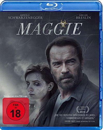 Maggie - Uncut [Blu-ray]