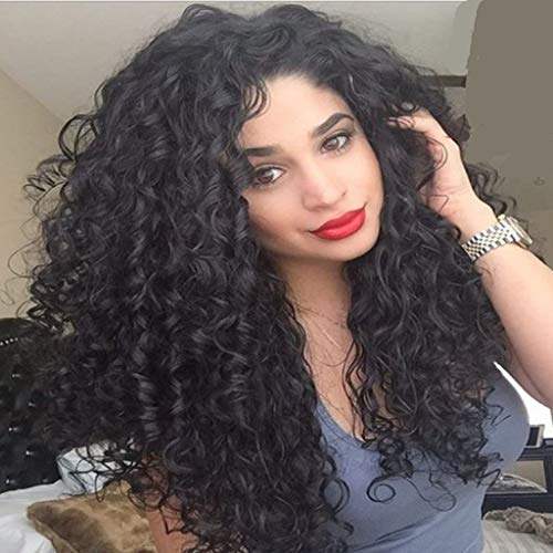 Ani · Lnc Frauen Synthetische Afro-Lockige Haare Perücken