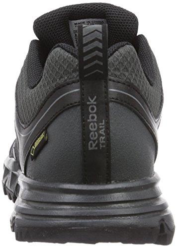 Reebok - One Sawcut Ii Gtx, Scarpe Da Nordic Walking da uomo Nero (Schwarz (Black/Rivet Grey/Gravel/White))